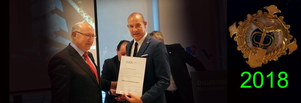 Diploma de profesionalidad como agente comercial. (1988-2018)